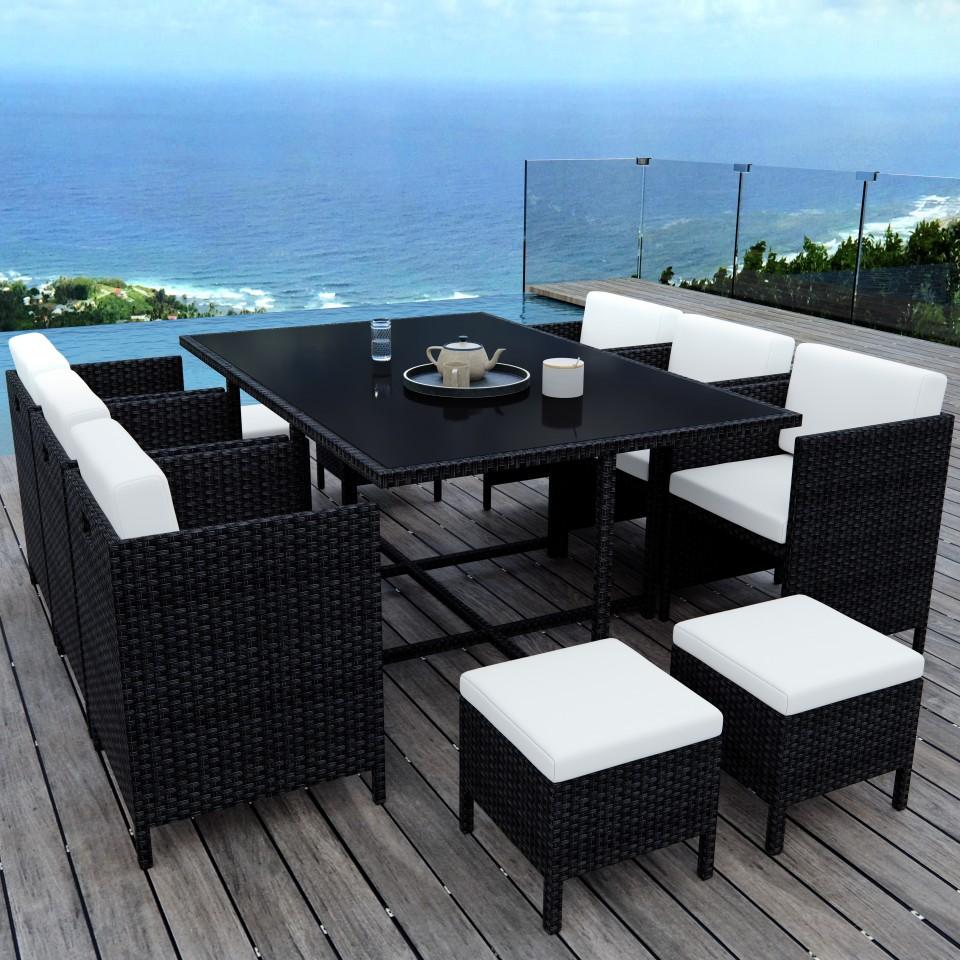 MUNGA 10 Places - Ensemble encastrable salon / table de ...